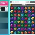 Of our review staff, I have the highest score in Bejeweled Blitz, and so it comes to me to talk about Swapples. There's no way around the fact that this...